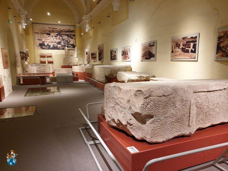 Museo Arqueológico de La Valetta