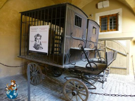 Museo medieval del crimen de Rothenburg ob der Taube