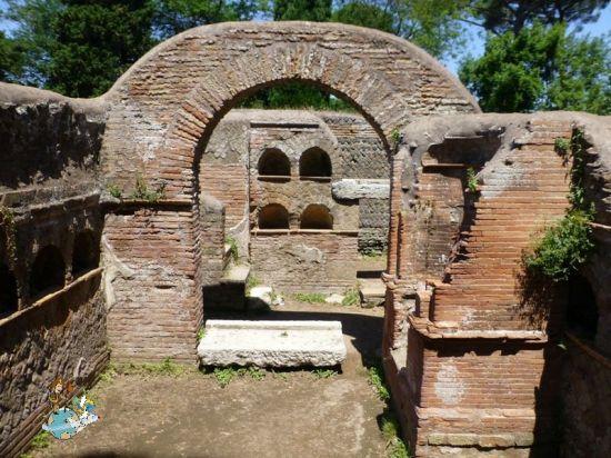 Necrópolis Ostia Antica
