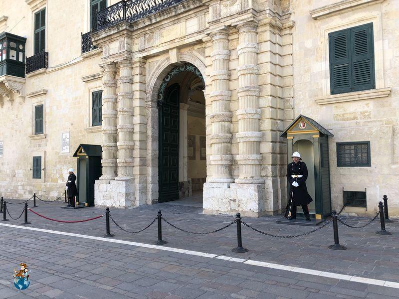 Palacio del Gran Maestre - La Valeta