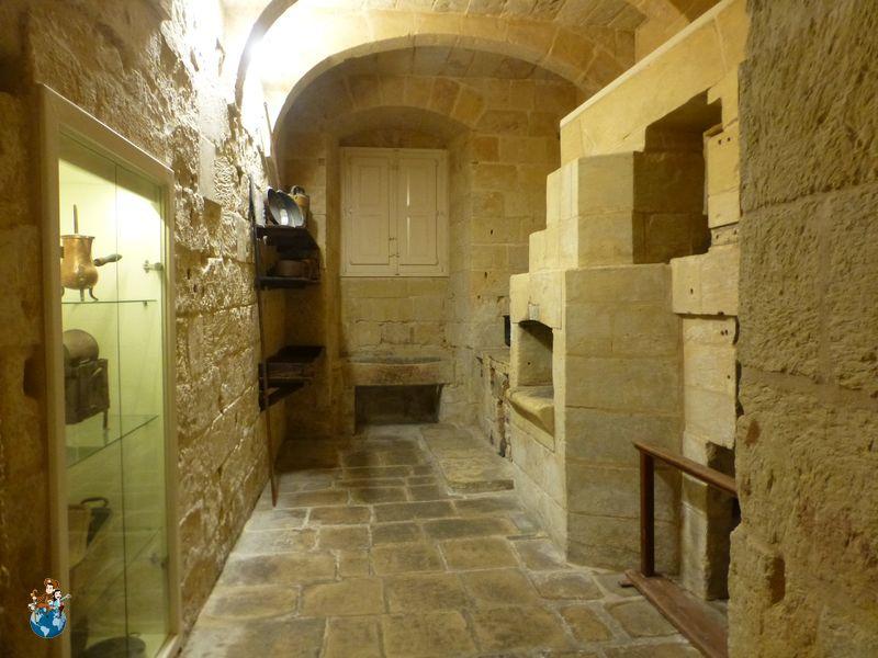 Palacio del Inquisidor - La Valeta