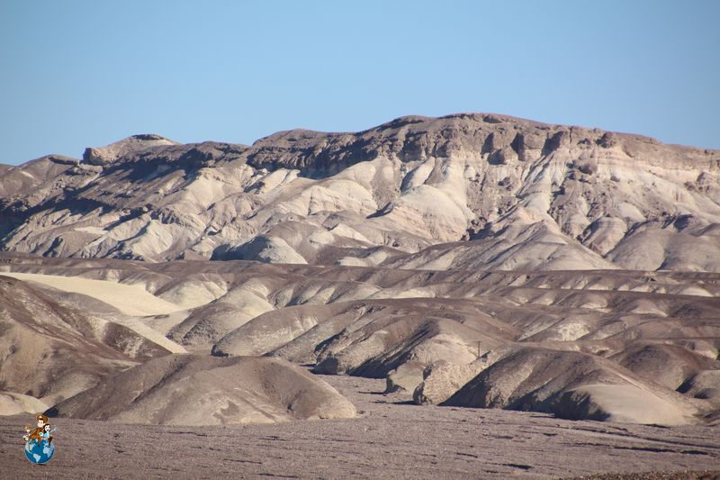 Parque Nacional de Death Valley