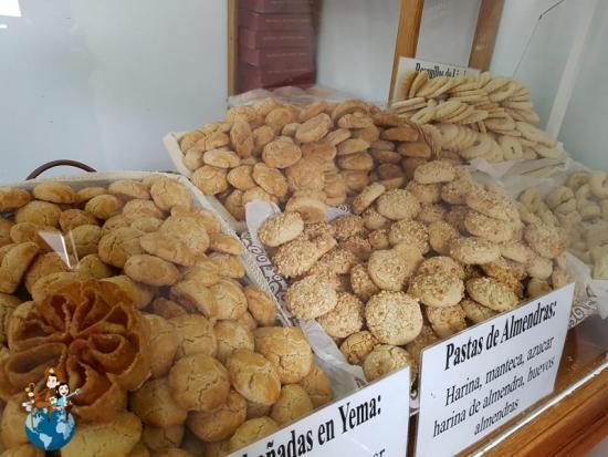 Pastelerías de Chinchón