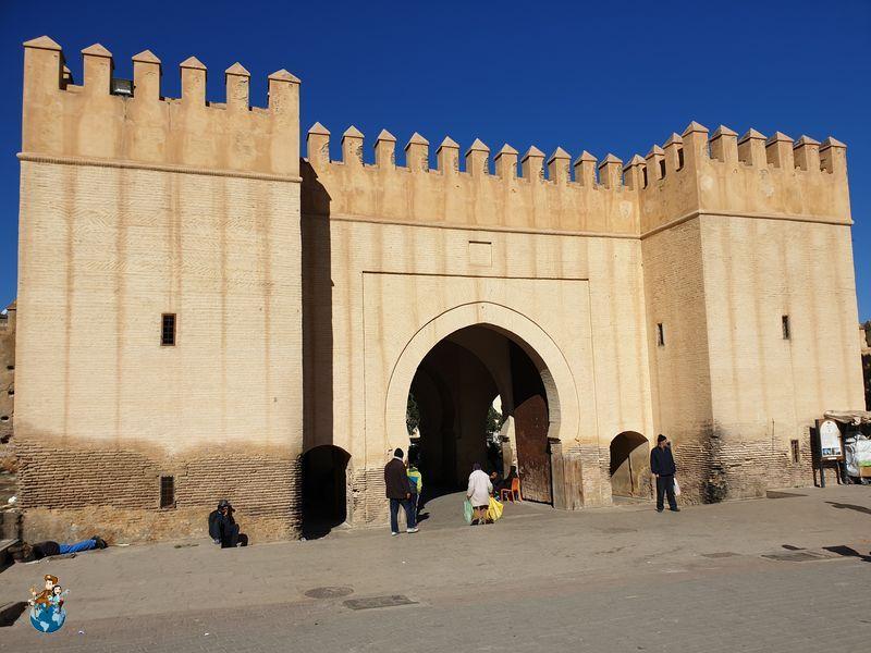 Puerta Bab Ftouh