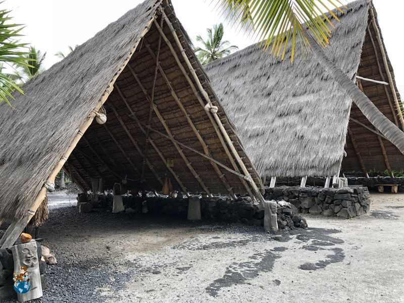 Pu'uhonao Honaunau National Historical Park
