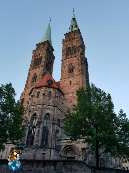 Iglesia de San Sebaldo - Núremberg