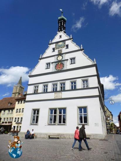 Taberna de los Concejales en Marktplatz - Rothenburg ob der Tauber