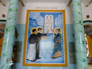 Santos religión Cao Dai