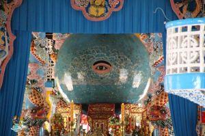 Altar Templo Cao Dai