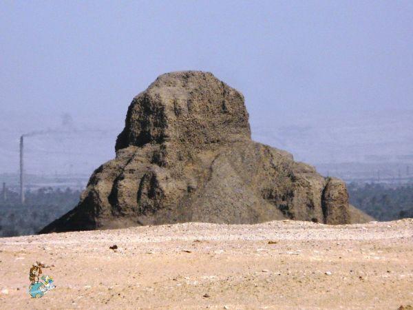 Pirámide Negra - Dashur