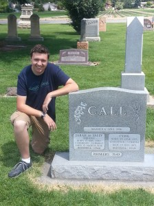 cyril call grave with john2