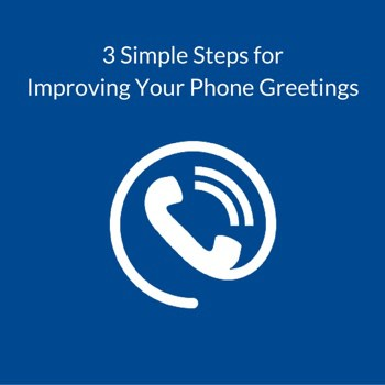 How to Improve the Quality of Your Phone Greetings