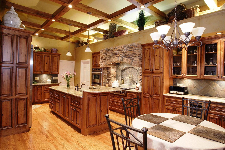 Kitchen Trends: Modern Rustic Farmhouse - Callier and Thompson on Farmhouse Rustic Kitchen Ideas  id=68036