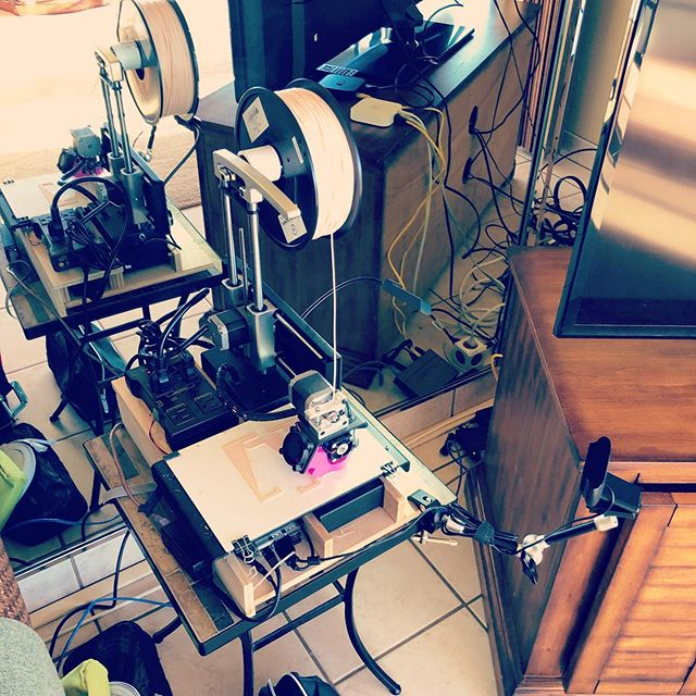 3D Printing in Paradise