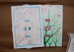 The Universal Calendar – Hand Made by Calligrafica
