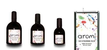 Branding e Packaging di Olio Aromi