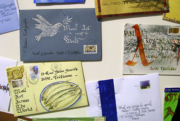 mail art kiev 2011