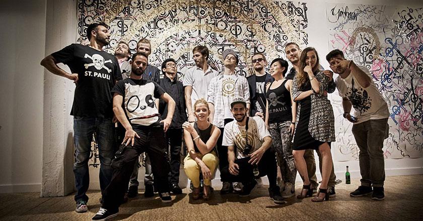Calligraffiti Ambassadors