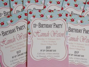 Cards and Invitations Photo Album
