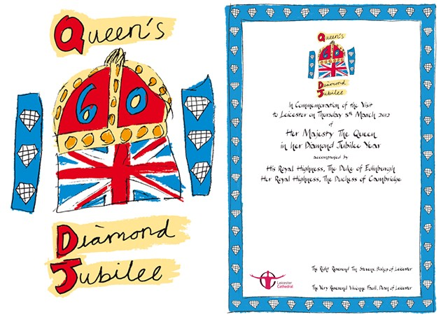 Diamond Jubilee Visit to Leicester