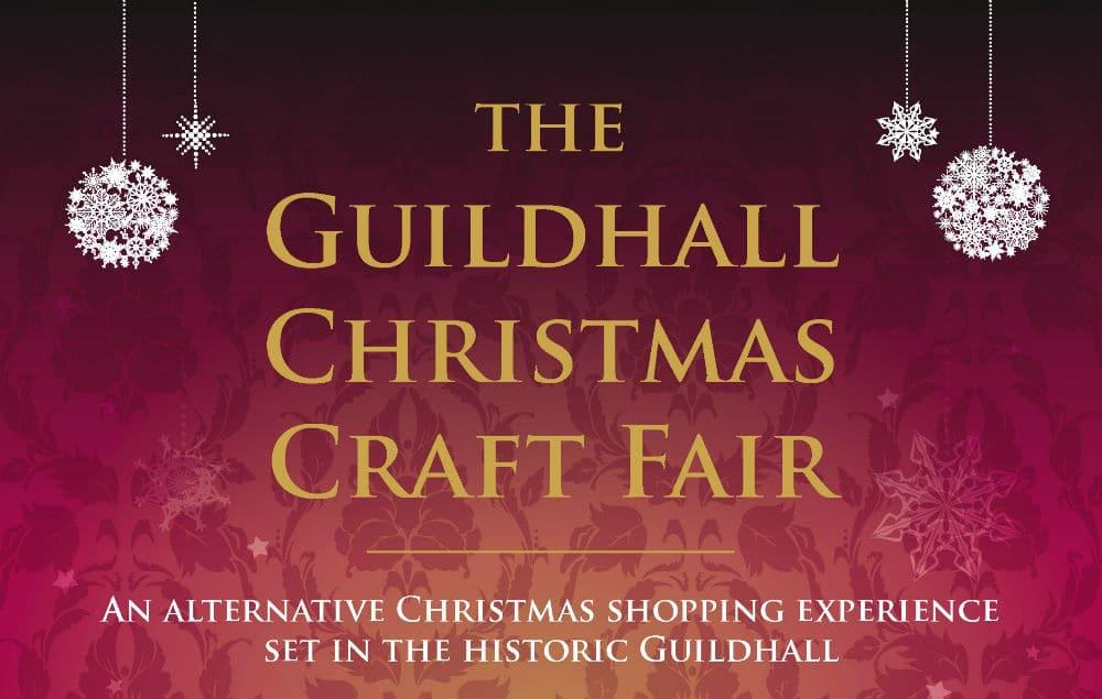 Leicester Guildhall Christmas Fair