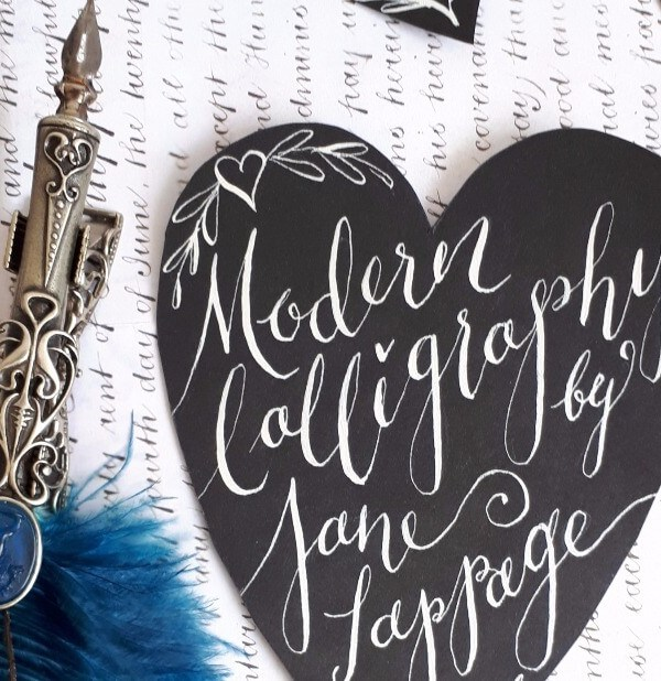 Modern Calligraphy Course