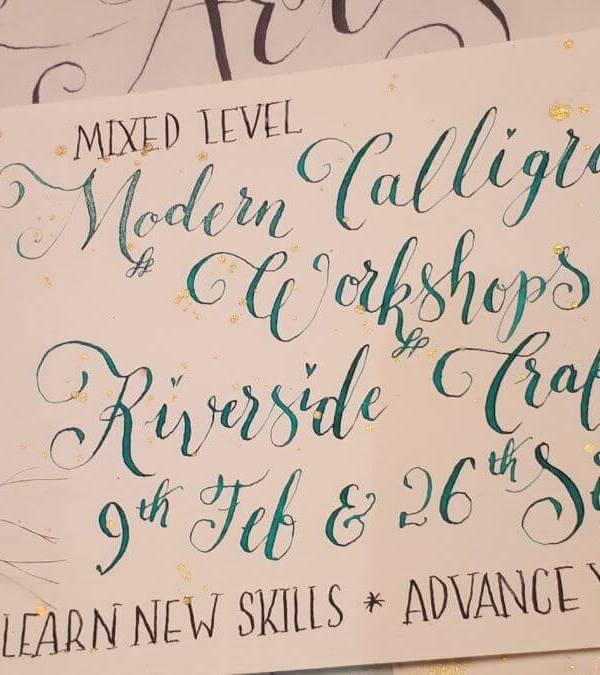 Riverside Crafts workshops