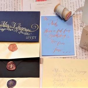 Modern Calligraphy Examples