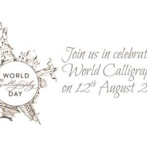 World Calligraphy Day 2020