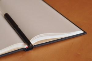 Tomoe River Journal