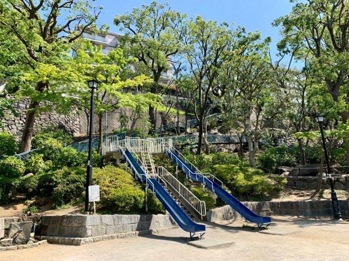 新宿区内の公園