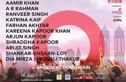 global citizen festival india lineup