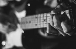 guitar arpeggio
