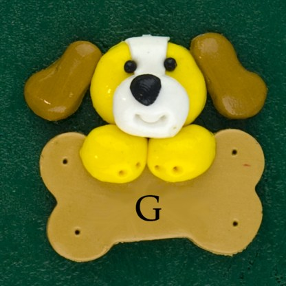 Our Family of 7 with 3 Pets Personalized Christmas Ornament-7005