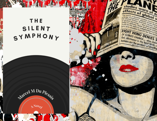 The Silent Symphony and graffiti