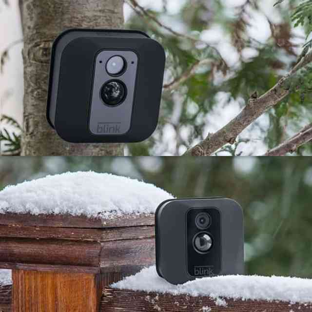 First close looking view of the Best Home Security Camera