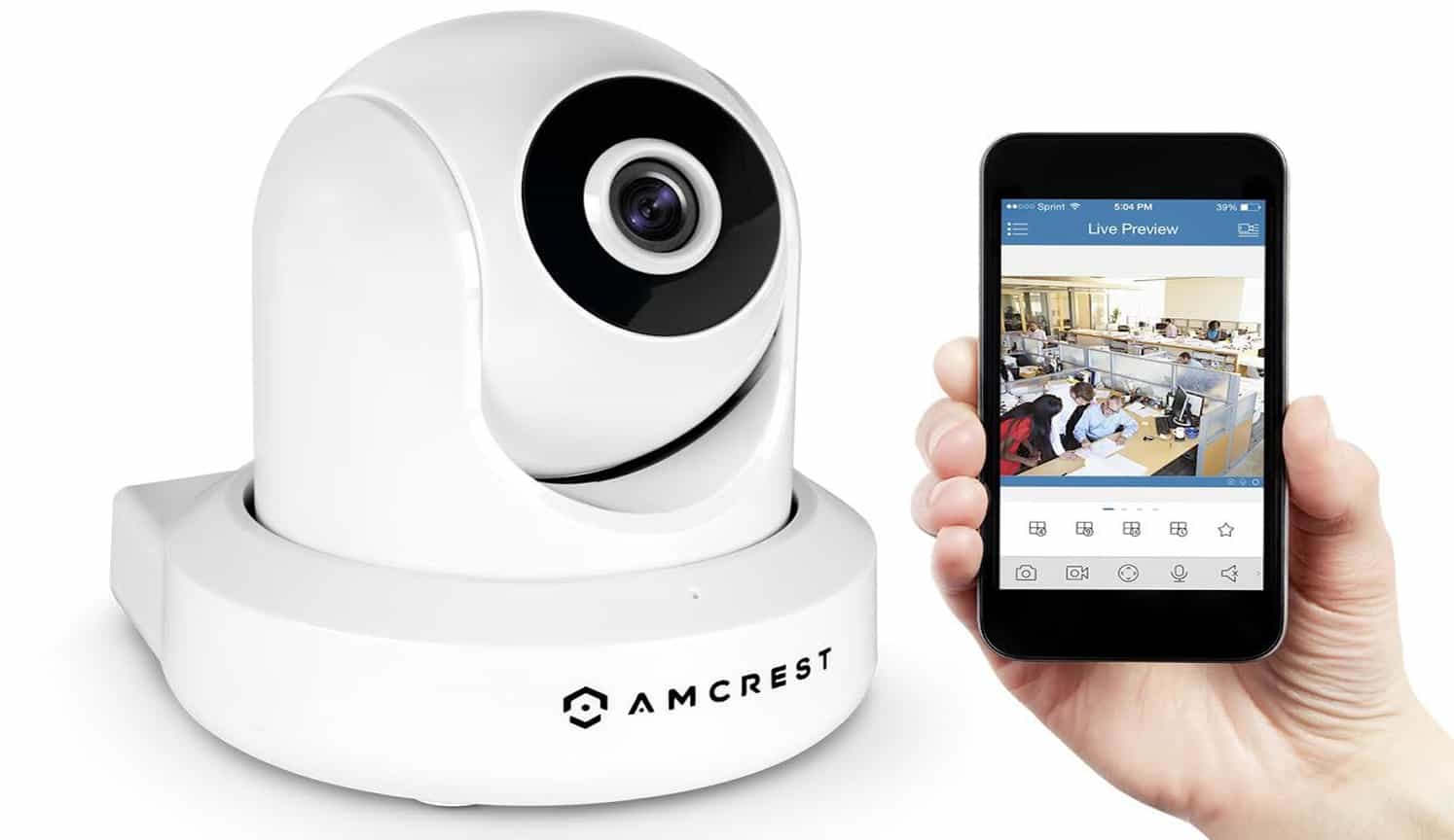 Best Wireless Security Camera System as the third related product of the Best Home Security Camera