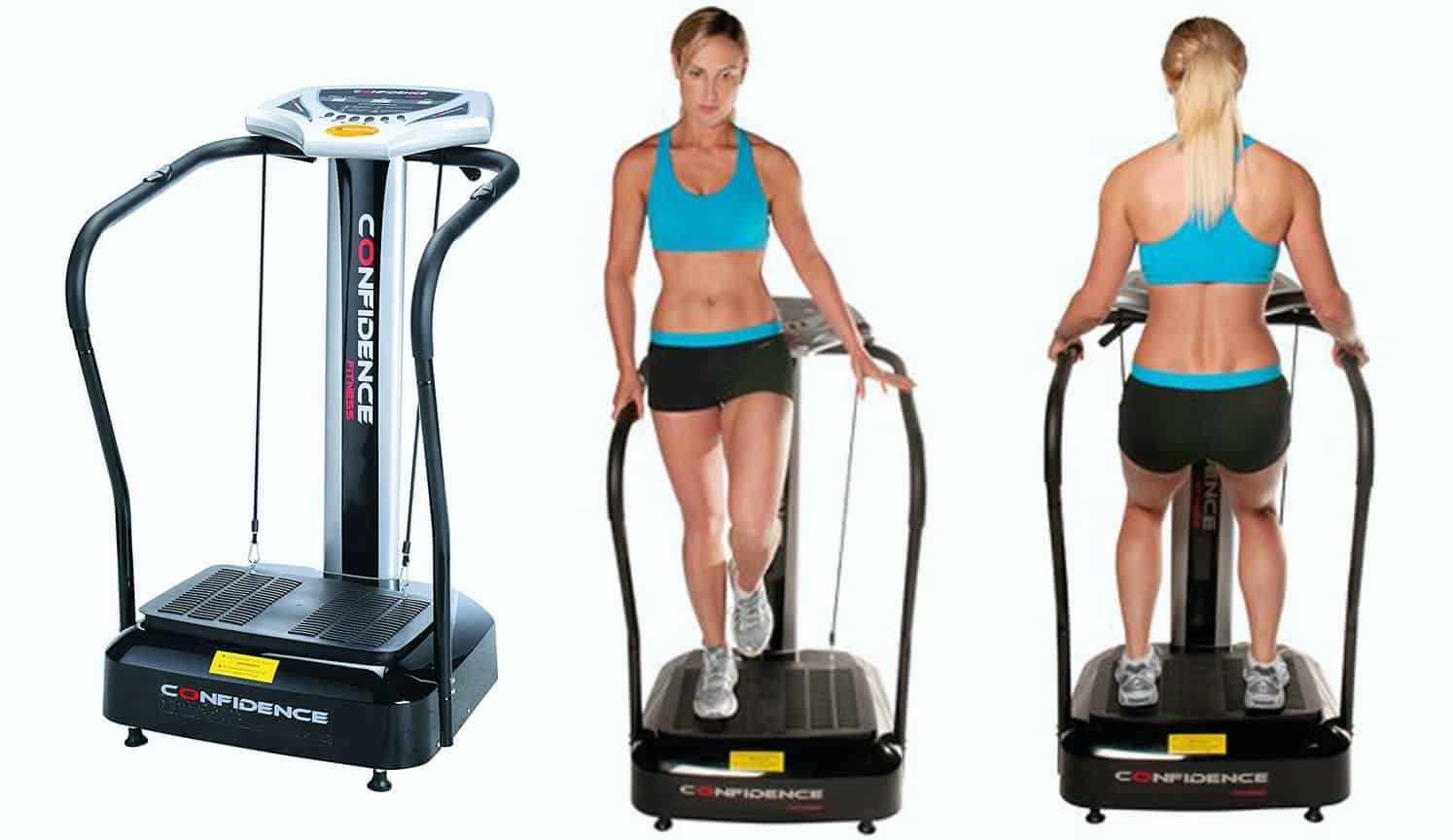 Whole Body Vibration Machine as the first related product of the Best Home Exercise Equipment