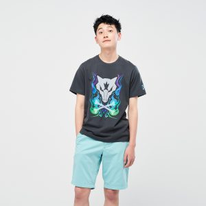 t-shirt homme Uniqlo, collection Pokémon