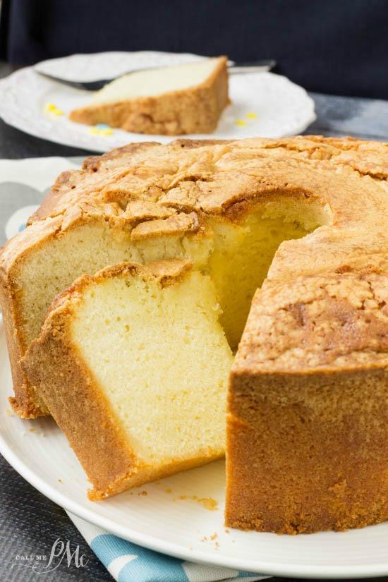 Easy Butter Cake Scratch