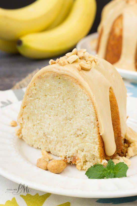 Banana Cake 50g Butter