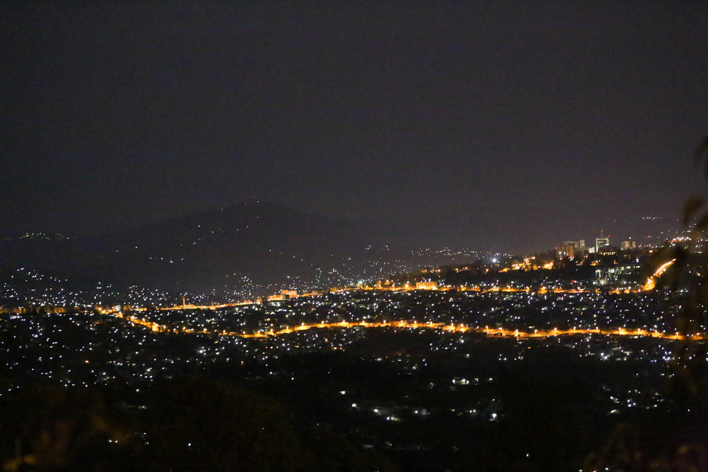 kigali at night