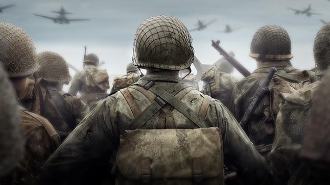 「call of duty ww2」の画像検索結果