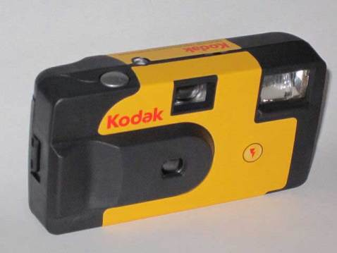 History of Photography - Disposable Cameras