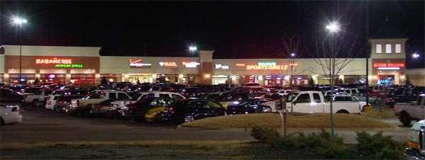 Shelby County's Colonial Promenade Shopping Center in Alabaster...