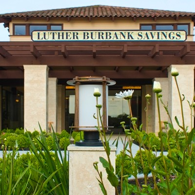 Luther Burbank Savings and Loan, Beverly Hills, California!