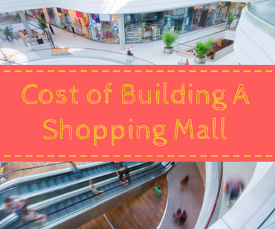 How to Build a Big or Small Shopping Center