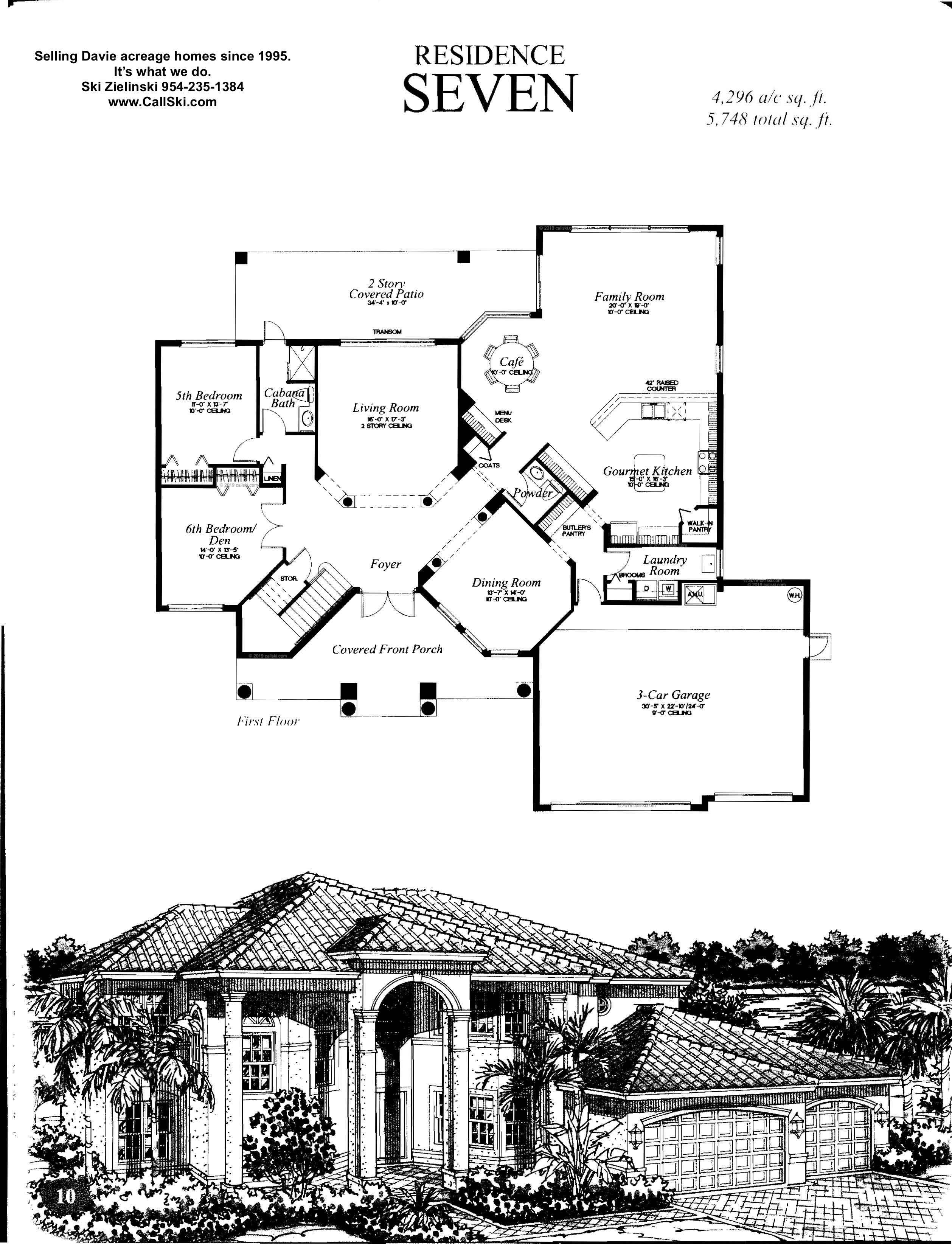 Gl Homes Riverstone Floor Plans