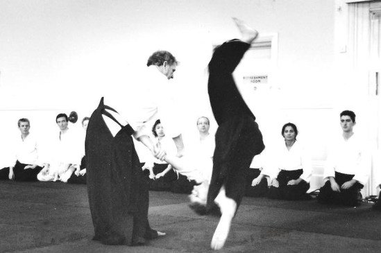 Image result for aikido in past