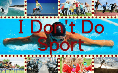 But… I don't do any sport!